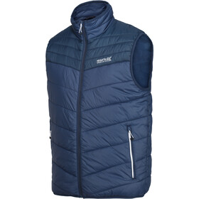 Regatta Freezeway II Bodywarmer Vest Heren, brunswick/navy